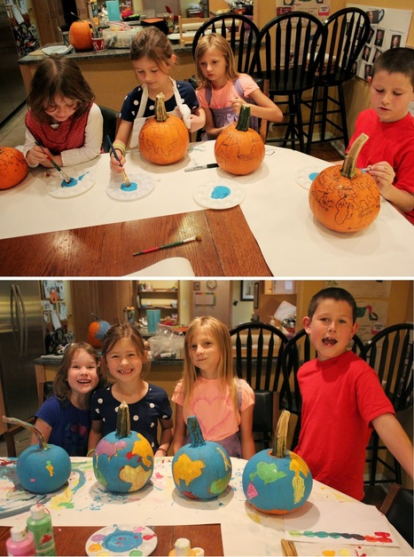 Pumpkin Geography | Geography Education | Scoop.it