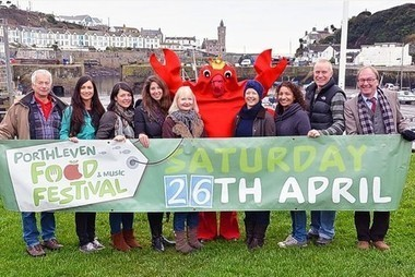 Gearing up for Porthleven Food and Music Festival 2014 in April - This is Cornwall | Music Festival Industry | Scoop.it