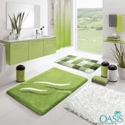 Wholesale Bathroom Mat Set- Bulk Cheap Luxury Mats Supplier USA - tamojitkreative | Online Sports Clothing | Scoop.it