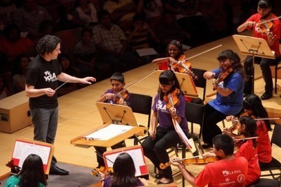 Children's brains develop faster with music training | The Brain Might Learn that Way | Scoop.it