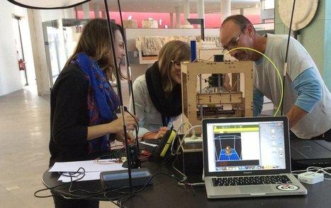 Muséomix pose ses jalons en 3D | Innovations dans la culture | Scoop.it