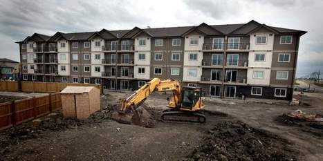 Increase in rental-unit construction takes pressure off | Winnipeg Market Update | Scoop.it