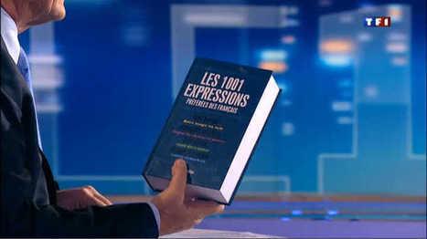 Le journal de 13h - Les expressions françaises passées à la moulinette | Languages and Language Advocacy | Scoop.it