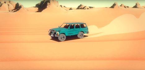 Le nouveau clip de Tinariwen, un voyage dans un désert graphique | Les déserts dans le monde | Scoop.it