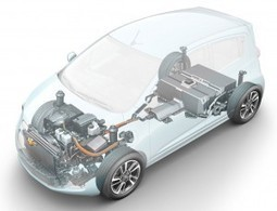 Chevrolet Spark EV (Official Presentation 28/11/2012) | Dig 4 it | All about Cars | Scoop.it