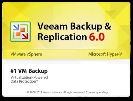 Après VMware, Veeam supporte Microsoft Hyper-V avec Backup Replication V6 | LdS Innovation | Scoop.it