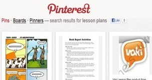 Three Ways Pinterest is Getting Used by Teachers | Emerging Education Technology | Serious Play | Scoop.it
