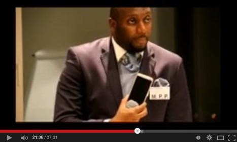 3 ANS APRES LE 28/11/2014: LA MPP ORGANISE UNE JOURNEE DE REFLEXION | EUGENE DIOMI NDONGALA, PRISONNIER POLITIQUE EN RDC | Scoop.it