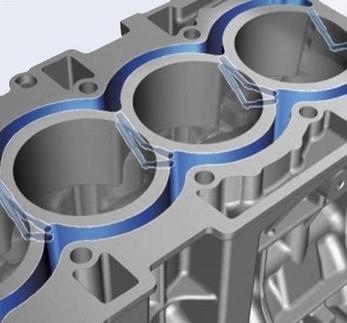 Un bloc moteur aluminium, c'est fait comment ? | Forge - Fonderie | Scoop.it