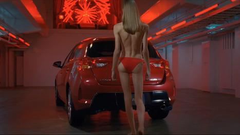 Stav Strashko, un nouveau mannequin androgyne choisit pour la pub de la Toyota Auris | Tendances publicitaires et marketing | Scoop.it