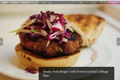 Feast Your Eyes On Recipe Curation Site - Gojee | Curation, Social Business and Beyond | Scoop.it