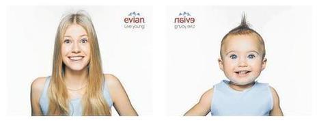 Bébés et adultes se déhanchent pour Evian | Le e-journal du marketer | Scoop.it