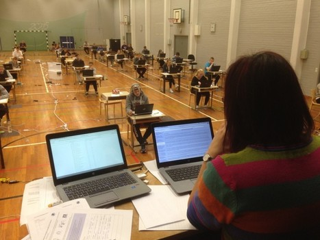 The Finnish Computerized Matriculation Exam System | #finnedchat | Scoop.it
