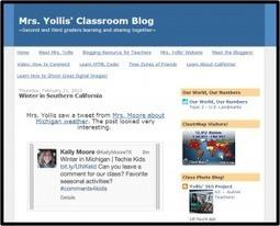Thank You! | Techie Kids | Blogging 101 | Scoop.it