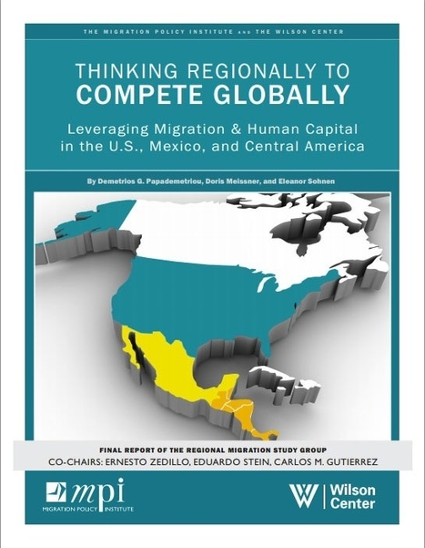 Study of opportunities on energy cooperation MEX-USA - Wilson Center | Energia Electrica en Mexico | Scoop.it