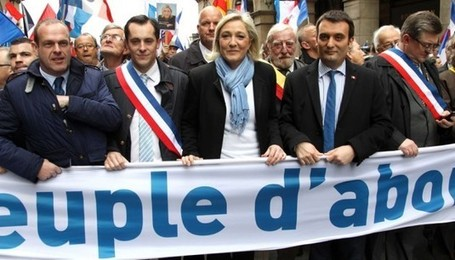 Municipales 2014 : comment le FN de Marine Le Pen forme ses candidats | News from the world - nouvelles du monde | Scoop.it
