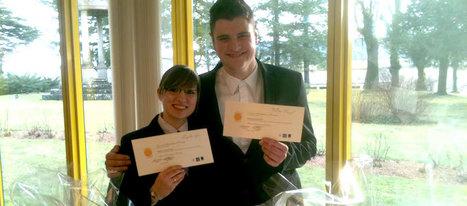 Ariège : Fromage et champagne, un duo gagnant pour le lycée Camel de Saint-Girons | The Voice of Cheese | Scoop.it