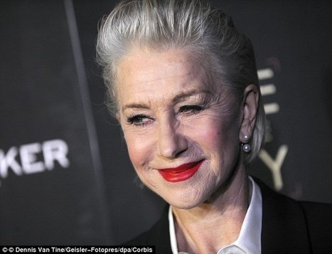 Going grey ages women twice as fast as men, finds poll | Kickin' Kickers | Scoop.it