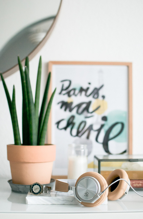 Happy Interior Blog: Urban Jungle Bloggers: One Plant - Three Styles | Creation and Innovation | Scoop.it