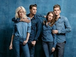 The Skinny on Jeans: Trend History 101 | Fashion, Jeans and Clothing | Scoop.it