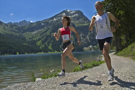 Superação: casal busca no esporte uma forma de superar a perda da filha | ESPORTES - DESAFIOS | Scoop.it