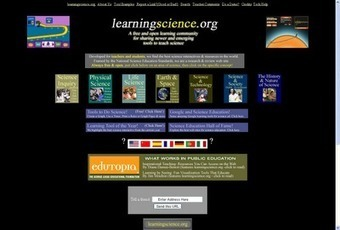Educational Technology Guy: Learning Science - collection of great science resources | Fun and Educational Technology | Scoop.it
