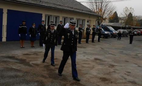 Lacaune. Gendarmerie: prise de commandement - LaDépêche.fr | Camping lacaune | Scoop.it