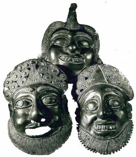 Benin Bronze Mask - Culture - Nairaland | Más allá que un gran continente, un movimiento cultural... | Scoop.it