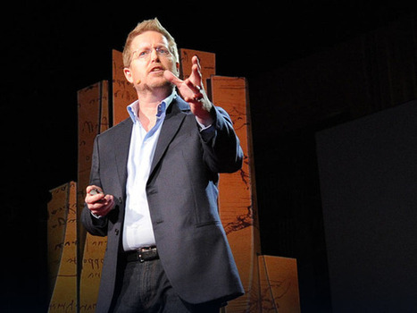 Toy Story's Creator Shares Magical Storytelling Tips [TED Talk Video] | Marketing Revolution | Scoop.it