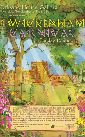 Twickenham Carnival (Sunday 16th June) | Richmond News | Scoop.it