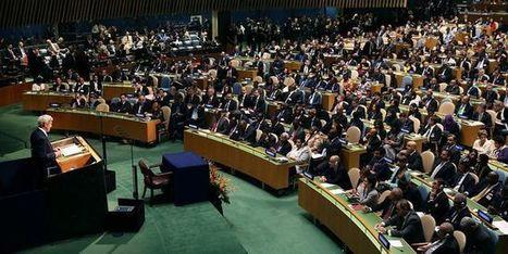 A l'ONU, la Chine et les Etats-Unis entretiennent la dynamique climatique | Forêt, Bois, Milieux naturels : politique, législation et réglementation | Scoop.it