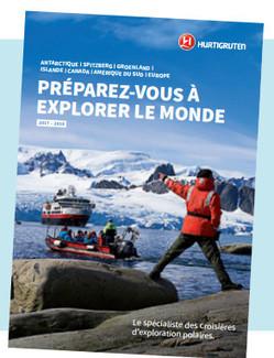 #Hurtigruten propose de nouvelles croisières d'exploration pour 2017/2018 #Arctique #Antarctique #Spitzberg #Canada | Arctique et Antarctique | Scoop.it