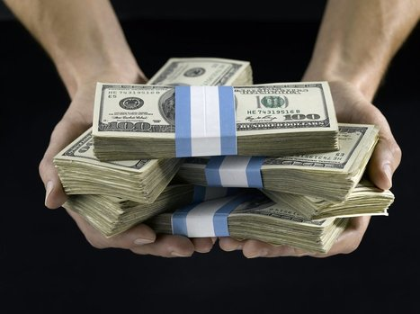 Wealthy People Are Giving Away More of Their Money | digitalNow | Scoop.it
