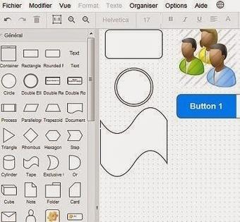 Draw.io - Dessiner des diagrammes gratuitement en ligne | TICE en tous genres éducatifs | Scoop.it