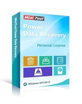 MiniTool Power Data Recovery 7 (100% Discount) | Computer | Scoop.it