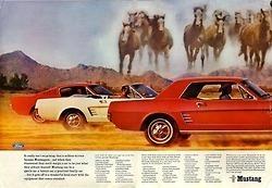 The way that Mustangs were sold in 1966 isn't far...   Dealers   Scoop.it