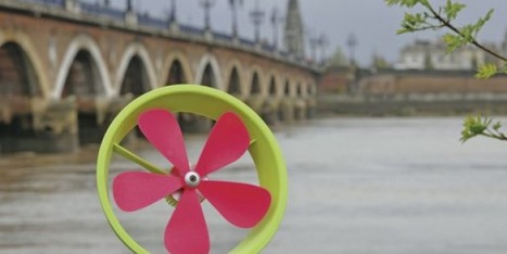 "Bordeaux, capitale mondiale des hydroliennes fluviales en 2014 | ""green business"" 