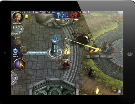 Solstice Arena takes Zynga into the midcore game market with the first 'speed MOBA' (preview) | Tracking Transmedia | Scoop.it