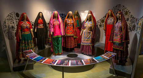 India Art n Design inditerrain: State-of-the-art Museum Textile Gallery to highlight Kutch embroidery | India Art n Design - Architecture | Scoop.it