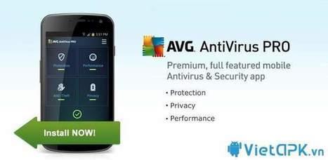 Tải AVG AntiVirus PRO - Phần mềm diệt virus cho Android | Avast Mobile Backup & Restore v1.0.7650 cho Android | Scoop.it