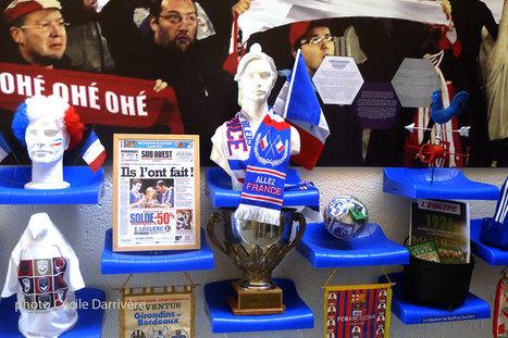 Le foot vu par le musée d'Aquitaine, une agréable surprise | Bordeaux Gazette | Scoop.it