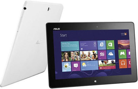 Review: ASUS VivoTab Smart (ME400C) Windows 8 tablet | Tablets Magazine | Scoop.it