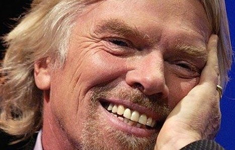 Richard Branson on What Makes a True Entrepreneur   Going on business for yourself   Scoop.it