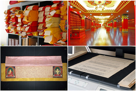 Harvard library to help preserve Tibetan literary heritage - Tibet Post International | Library Innovation | Scoop.it
