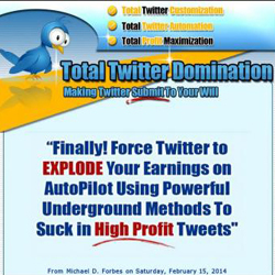 Total Twitter Domination - The No.1 Social Media With Huge Marketing Domination | Just Give IT to Me : Social Media and Digital Trends | Scoop.it