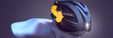 DORA, le casque haute sécurité pour cyclistes | Economie Responsable et Consommation Collaborative | Scoop.it