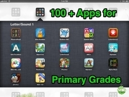 Apps We Use In Kindergarten (2013 Update) | iPad Recommended Educational App Lists | Scoop.it