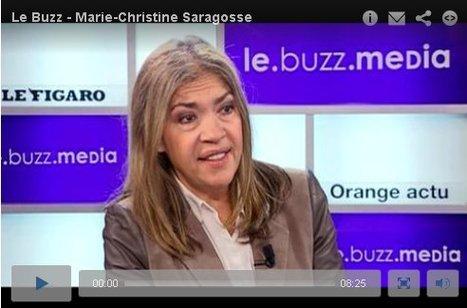 Marie-Christine Saragosse: «Il ne faut pas occulter la réalité des moyens de l'AEF» | DocPresseESJ | Scoop.it