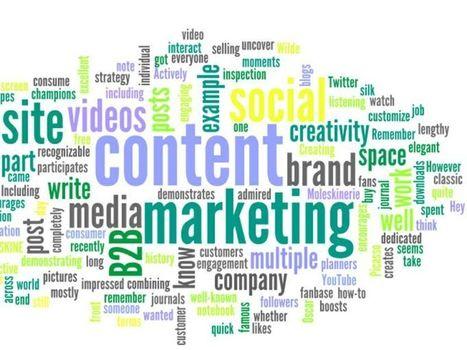 Content marketing: ecco le 3C che ne misurano l'efficacia - Event Report   Content curation   Scoop.it