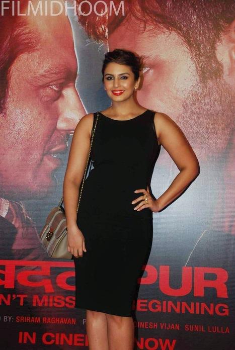 Huma Qureshi at Badlapur Success Bash | newfilmstills.com | Scoop.it
